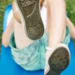 外反母趾足トラブルと靴底